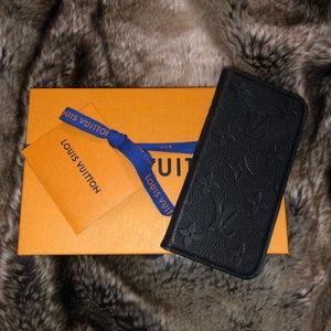 Louis Vuitton IPhone X/XS Case